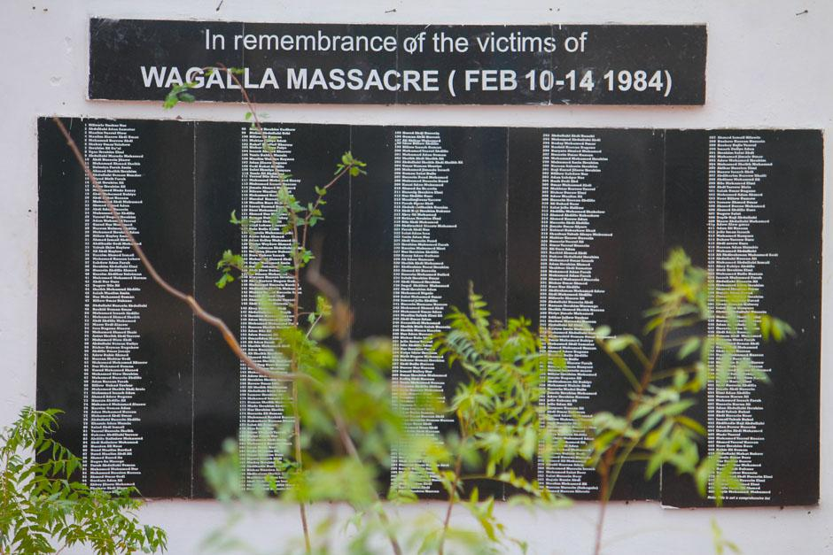 The Wagalla  Massacre Victims